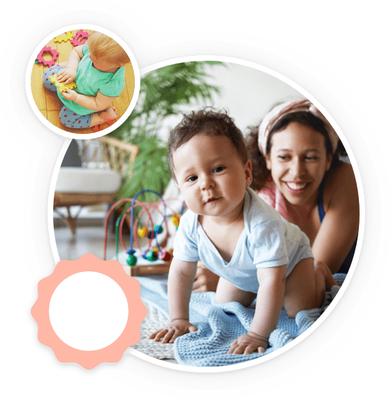 Meet families looking for childminders.