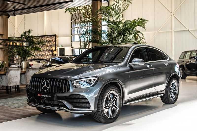 Mercedes-Benz GLC Coupé 300 4MATIC   360° camera   Panorama   Widescreen   Keyless afbeelding 17
