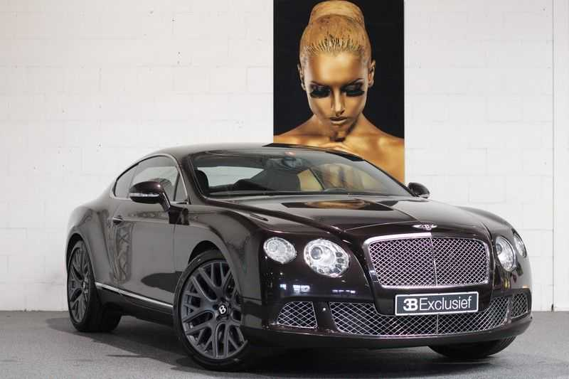 Bentley Continental GT 6.0 W12 GT