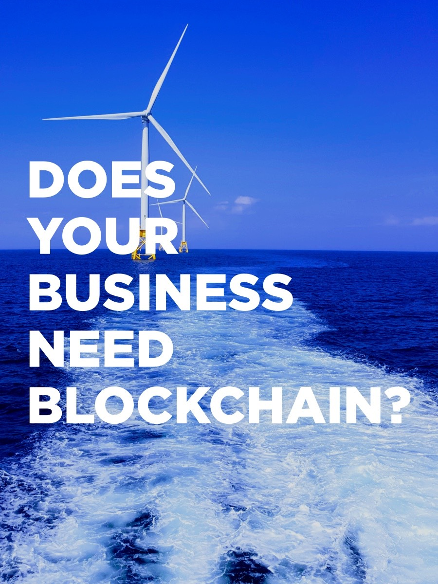 Blockchain for your business