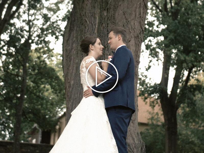 Martina a Radek svatební video