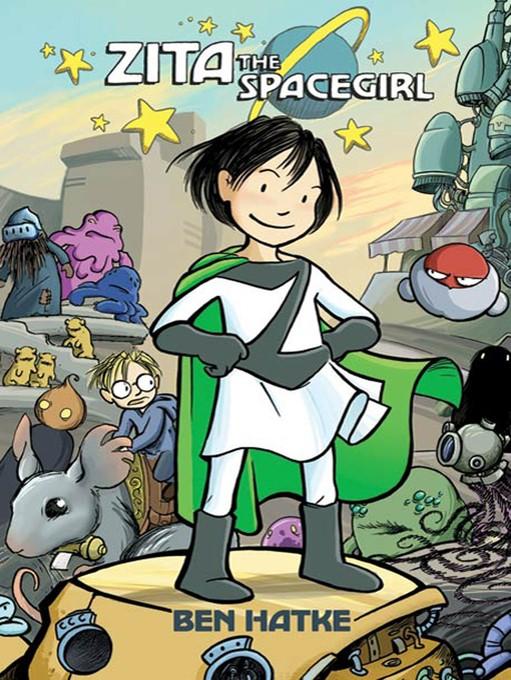 Zita the Spacegirl