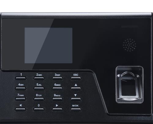 Biometric Fingerprint Time Clock