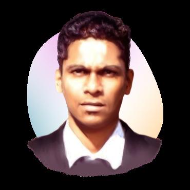 Portrait of Raj Pakiyanathan