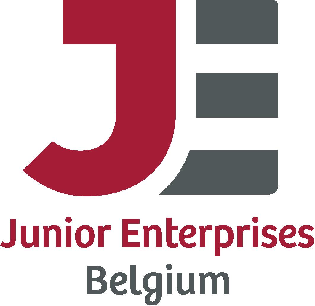 Junior-Enterprises Belgium  Logo