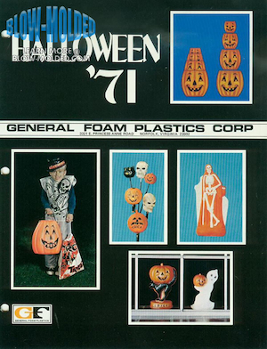 General Foam Plastics Halloween 1971 Catalog.pdf preview
