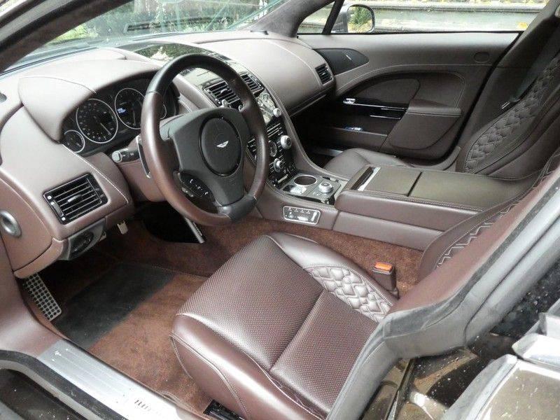 Aston Martin Rapide S 6.0 V12 afbeelding 2