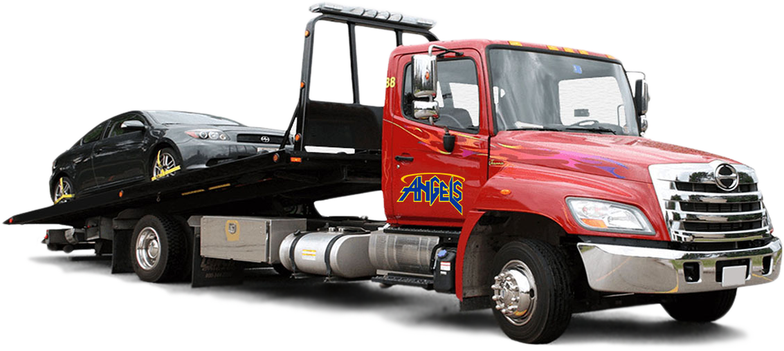 Angels Auto & Towing buys junks of any make or model throughout Massachusetts
