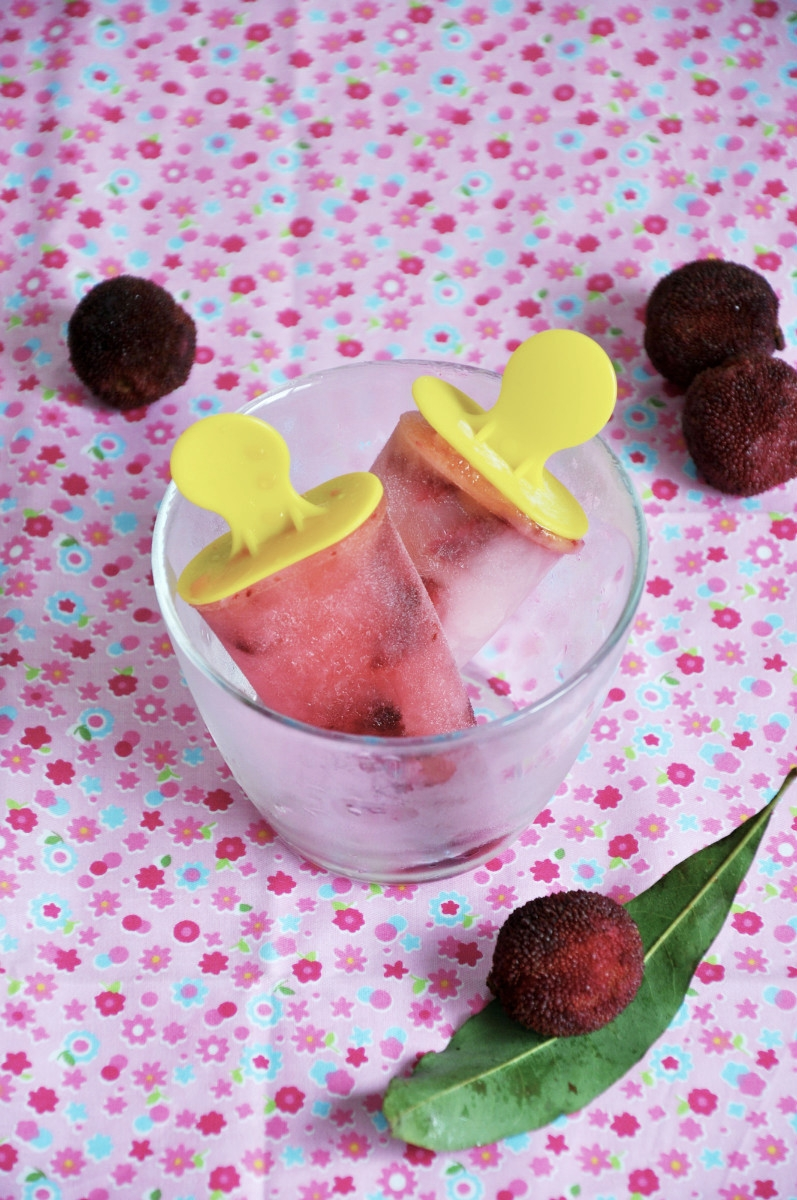 Yumberry Popsicles