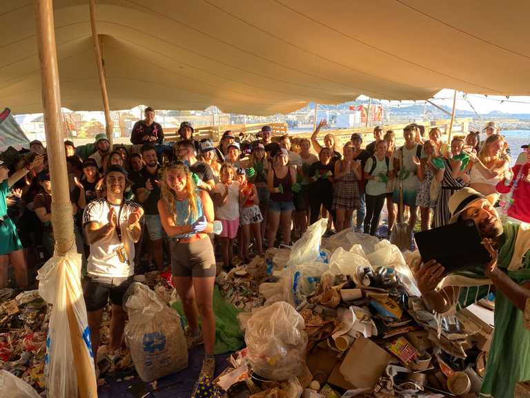 Image principal CleanUp du Prado feat. Delta Festival (#46)