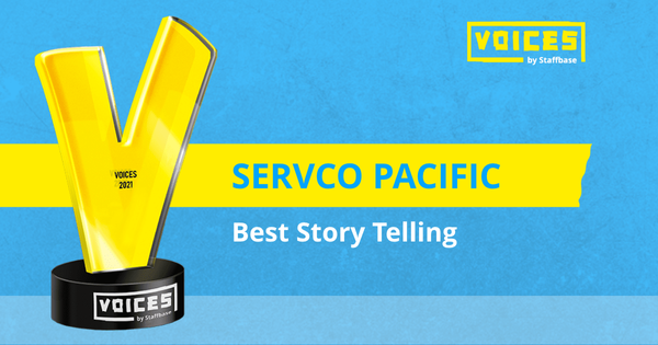 Best Story Telling: Servco Pacific