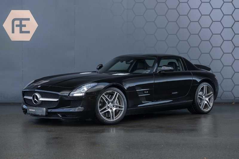 Mercedes-Benz SLS Coupé 6.3 AMG B&O afbeelding 7