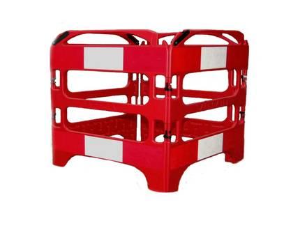 Safe Gate Barrier