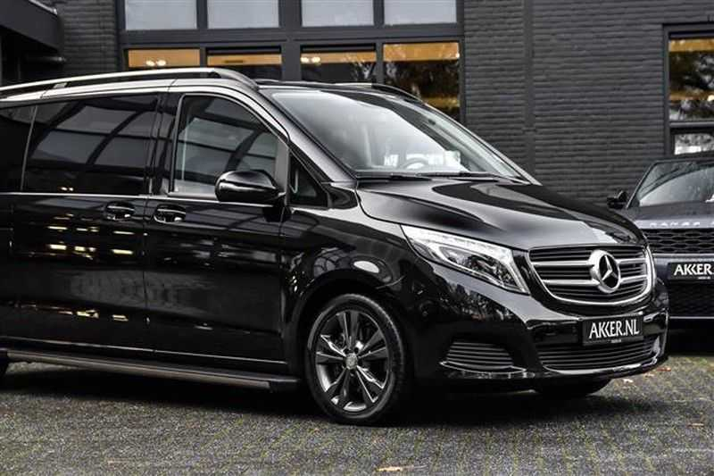 Mercedes-Benz V-Klasse V250D LANG VIP TV+4X CAPTAIN SEATS+CAMERA afbeelding 18