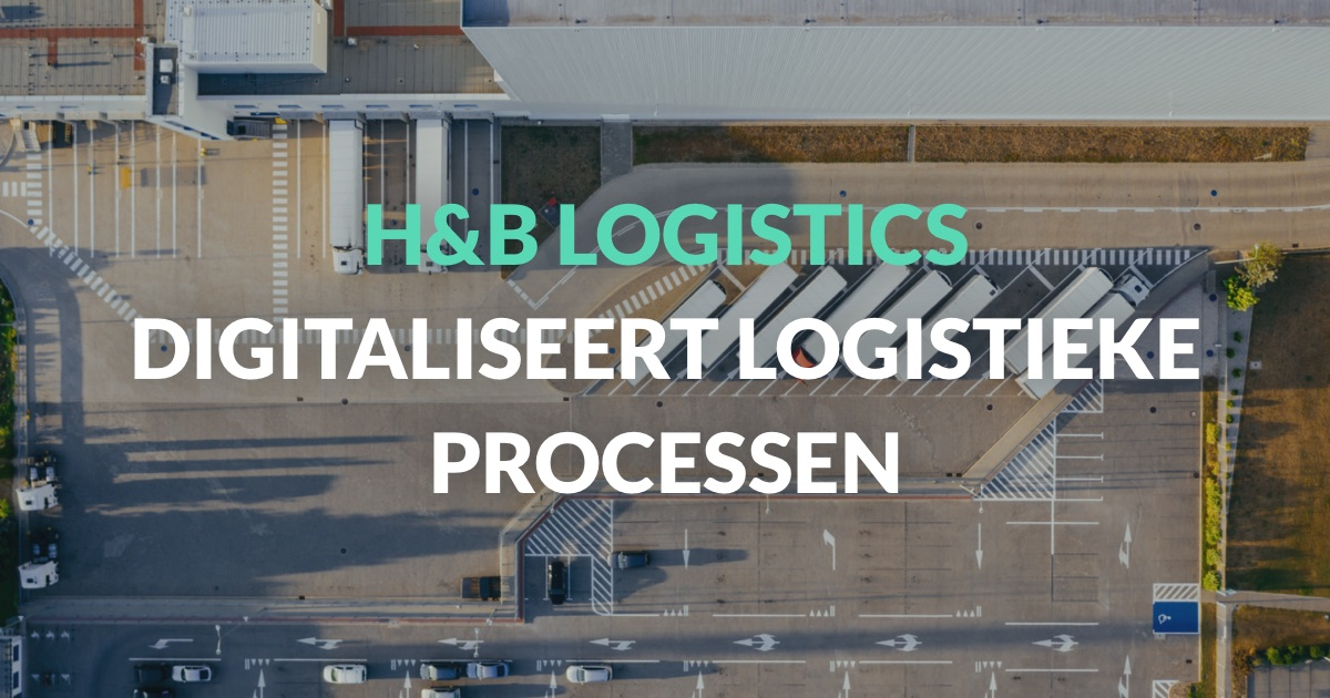 H&B Logistics gebruikt Incontrol