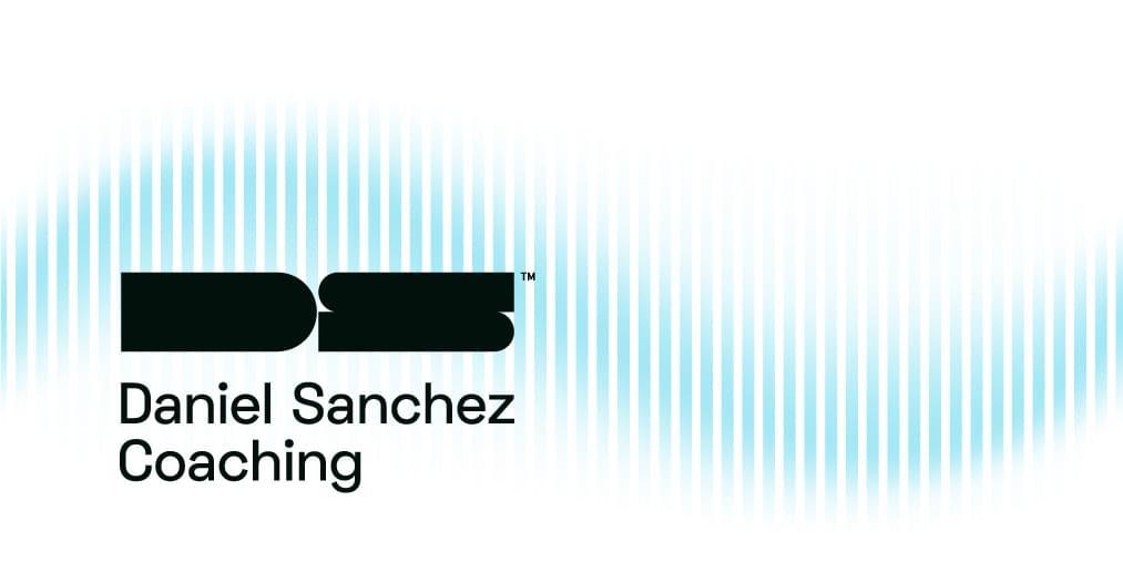 Coaching logo design and key visual