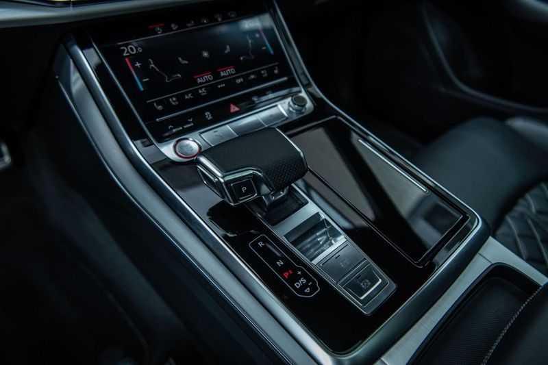 Audi SQ8 Quattro Pro Line S , 435 PK, Black/Optic, Head/Up, Pano/Dak, Valcona/Leder, S/Sportstoelen, 2020, 25DKM!! afbeelding 6