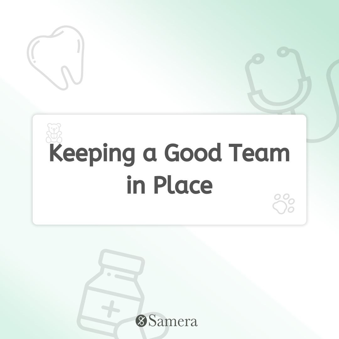 Keeping a Good Team in Place