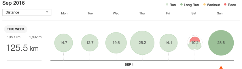 Week in Review: 29 Aug - 4 Sep '16