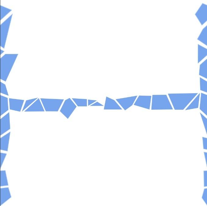 seamless texture cut vertically