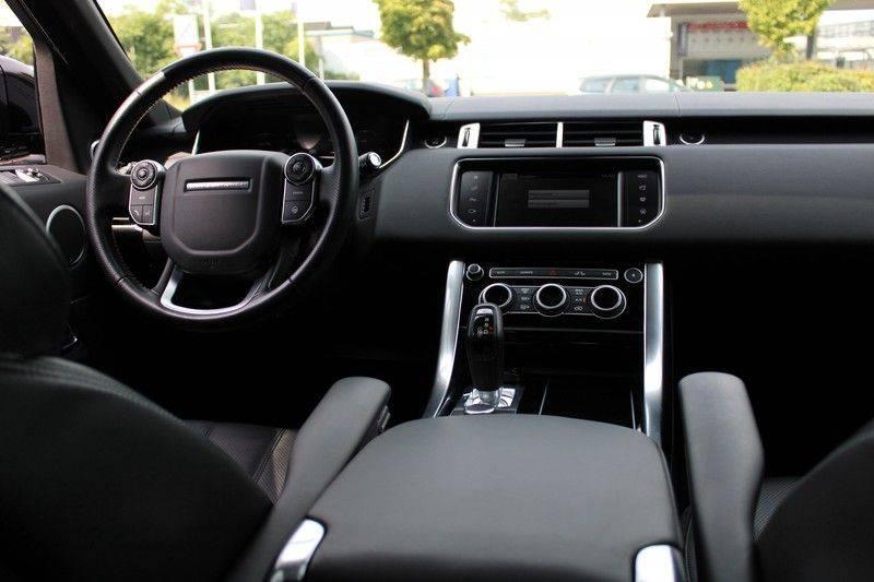 Land Rover Range Rover Sport 3.0 SDV6 HSE Dynamic Pano, Black pack afbeelding 8