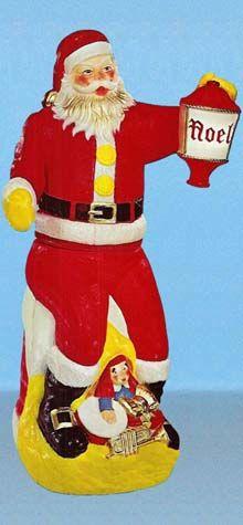 Animated Swinging Santa photo