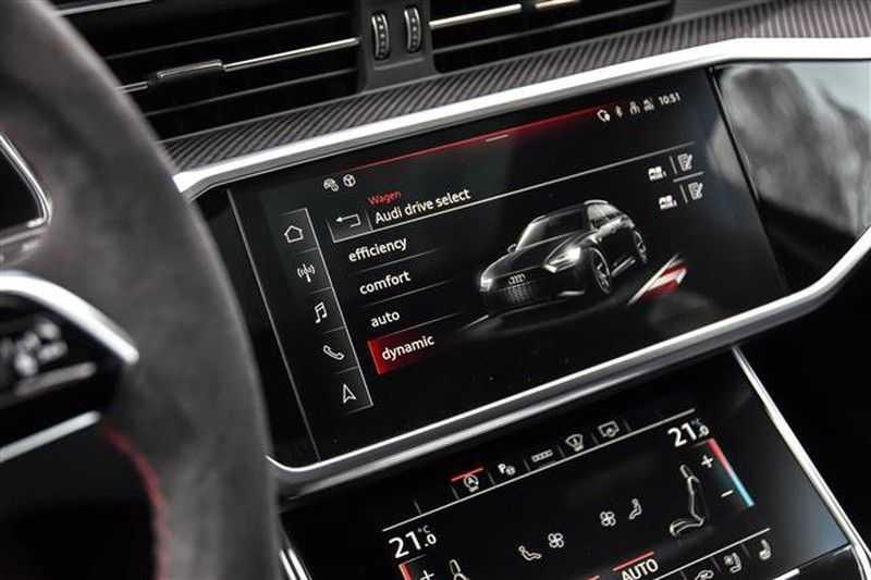Audi RS6 AERO PAKKET+DYNAMIC PLUS+DESIGNPAKKET NP.240K afbeelding 2