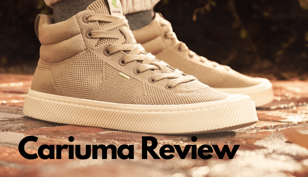 Complete Cariuma Shoes Review:, A Classic Sneaker Born From Sustainability cover image
