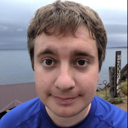 A photo of Nick Doiron