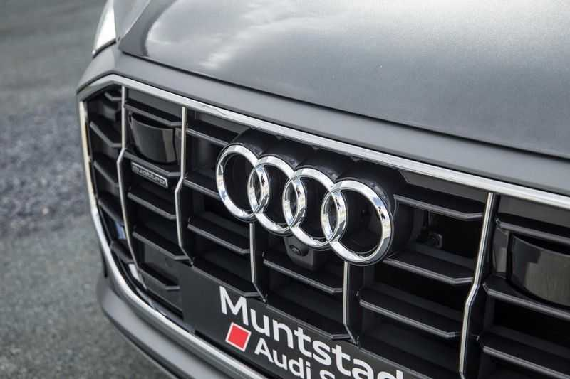 Audi Q8 55 TFSI quattro 340PK | Pano.dak | S-Line | 360 Camera | Adapt.cruise | Head-Up | B&O Advanced Sound | Massage/ventilatie/verwarmde Stoelen | Matrix LED | Full option | afbeelding 2