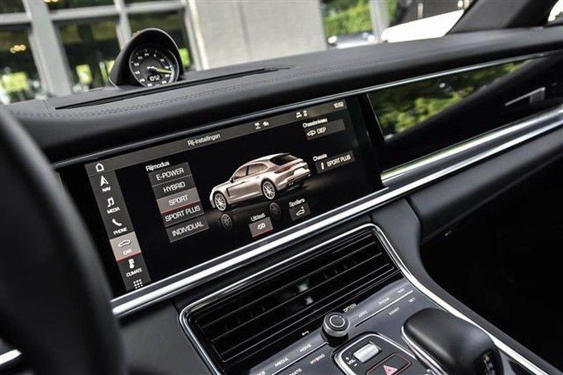 Porsche Panamera 4S E-HYBRID ST SPORTDESIGN+HEADUP+ACC NP. 180K afbeelding 7