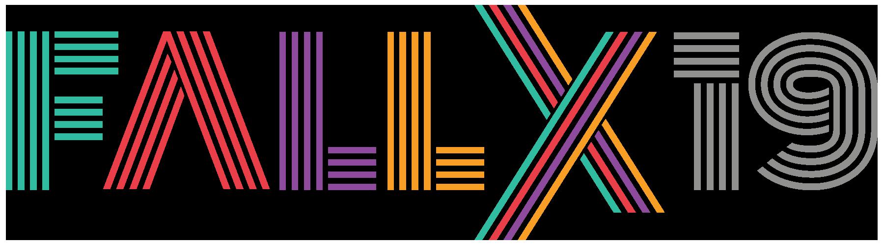Fall X Logo