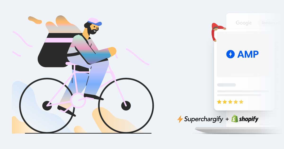 Superchargify AMP with Google Shopping Ads on Shopify