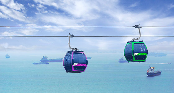 Image of Cable Cars