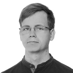 Portrait of Samu Tamminen