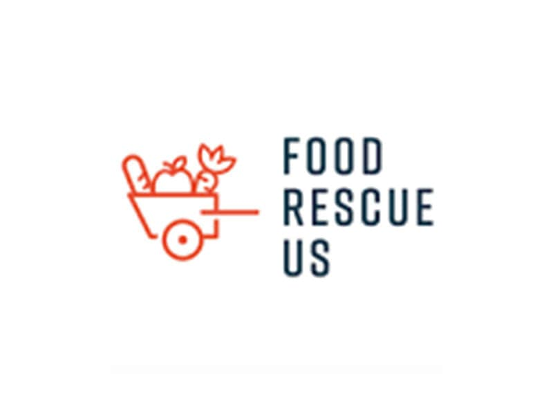 logo for food rescue us