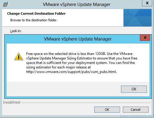 VMware vSphere Update Manager - Installation 9