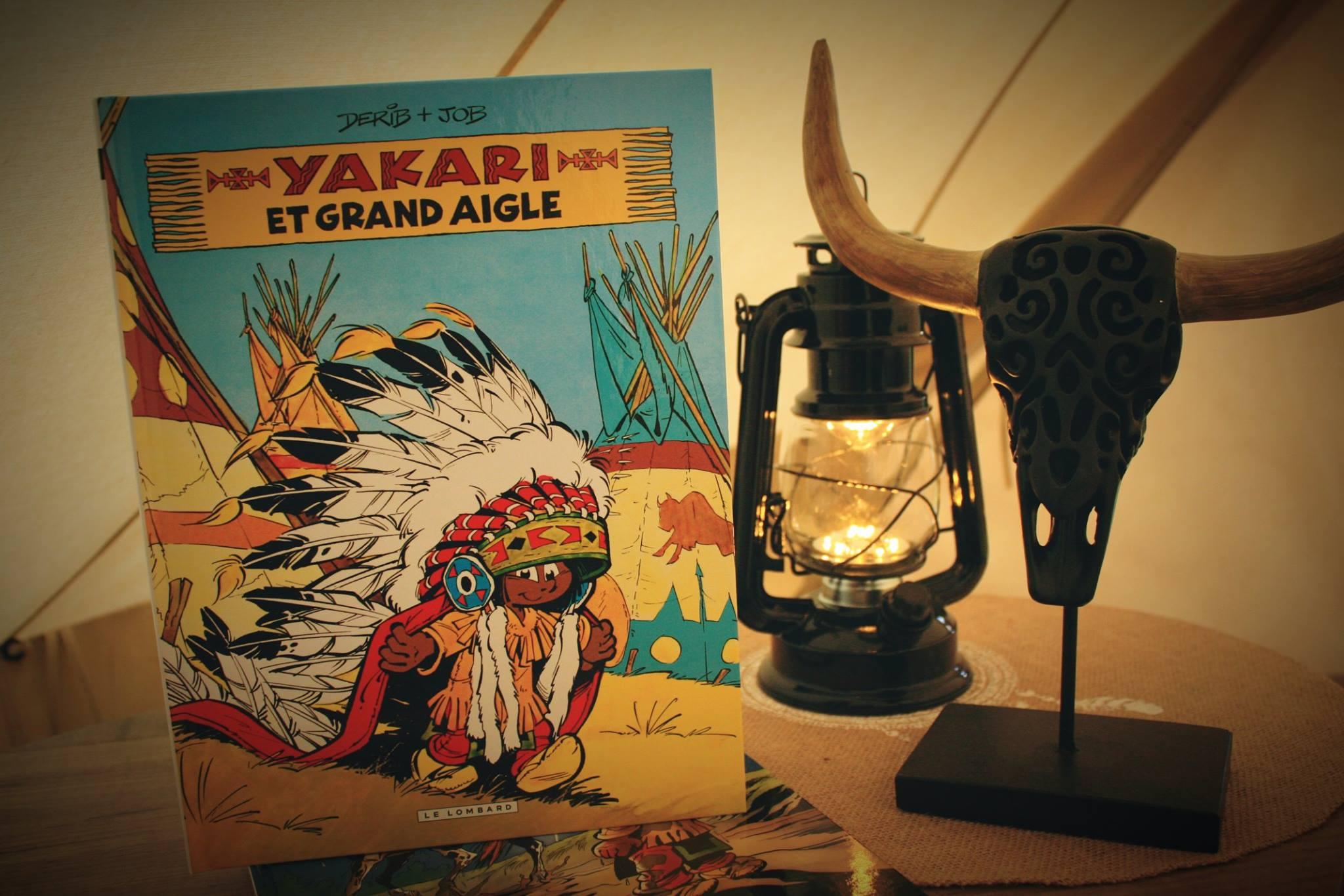 Cocoon yakari bd