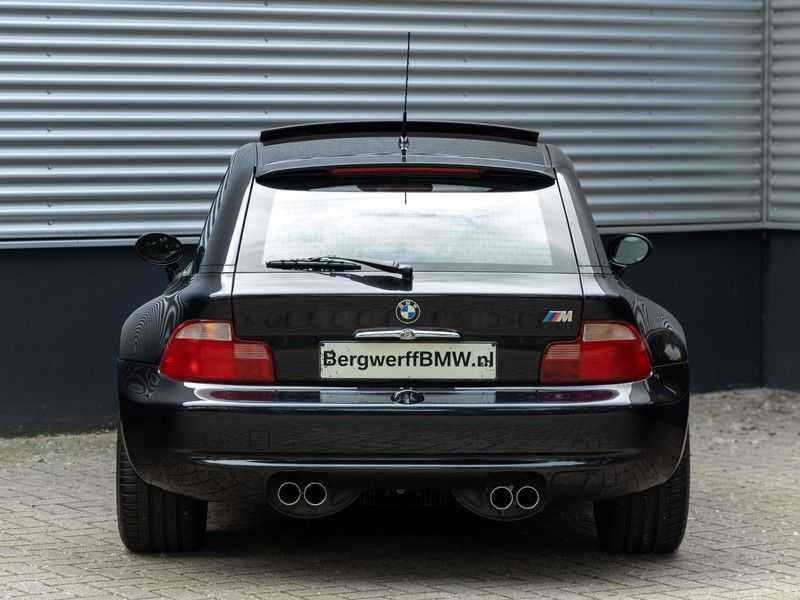 BMW Z3 Coupé 3.2 M Coupé afbeelding 10