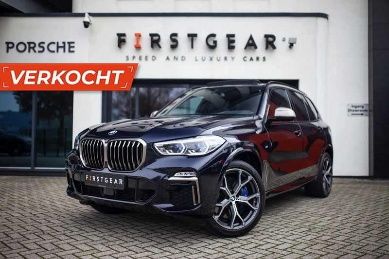 BMW X5 M50d High Executive *Pano / Standkachel / Laserlight / Head-Up* afbeelding 25