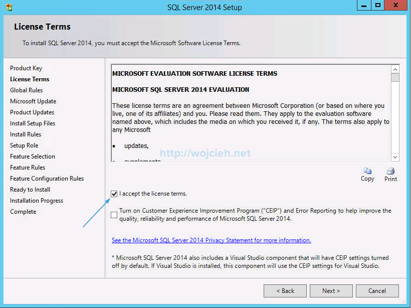 VMware vCenter Server 6 on Windows Server 2012 R2 with Microsoft SQL Server 2014 - 3
