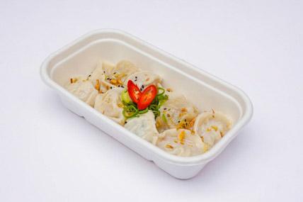 ChickCha - Dumplings - Pork dumplings