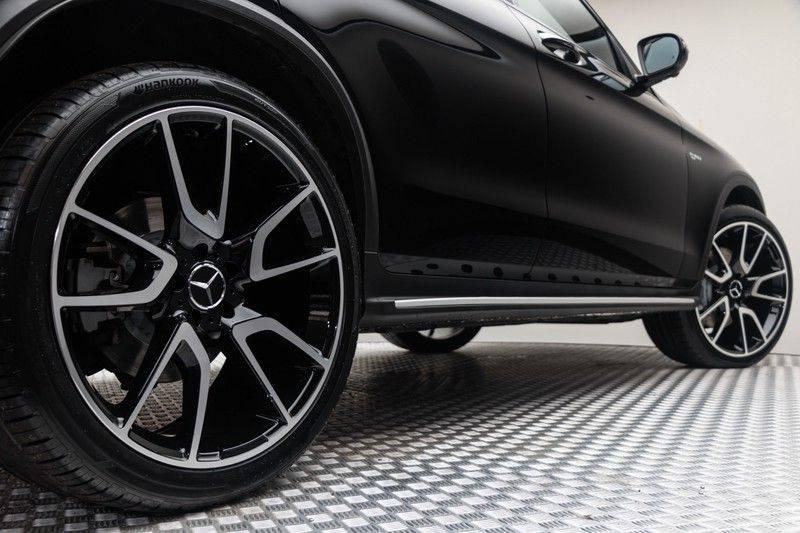 "Mercedes-Benz GLC GLC43 AMG 367pk 4Matic Panoramadak Luchtvering Nightpakket Distronic Keyless Burmester Sportleder+Memory Carbon AmbientLight ComandOnline 21"" Parktronic 360Camera Pdc afbeelding 9"