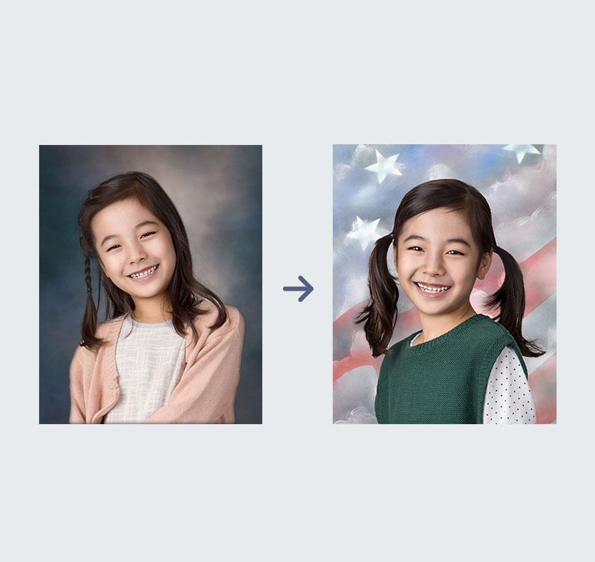 FaceFind Matching Image