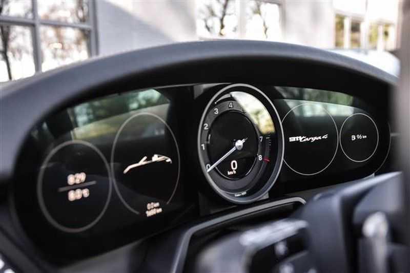 Porsche 911 TARGA 4 TOPVIEW+BOSE+MATRIX LED+ST.KOELING afbeelding 5