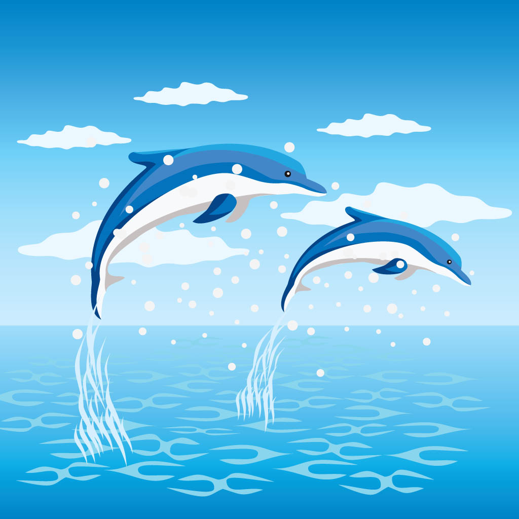 Do Whales and Dolphins see Blue?