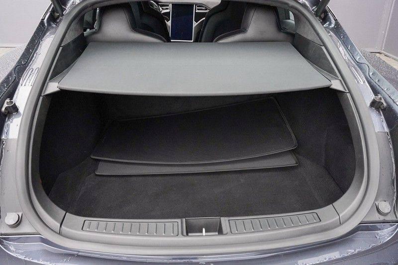 Tesla Model S 85D Performance 700pk Free Charging Pano Leer afbeelding 6