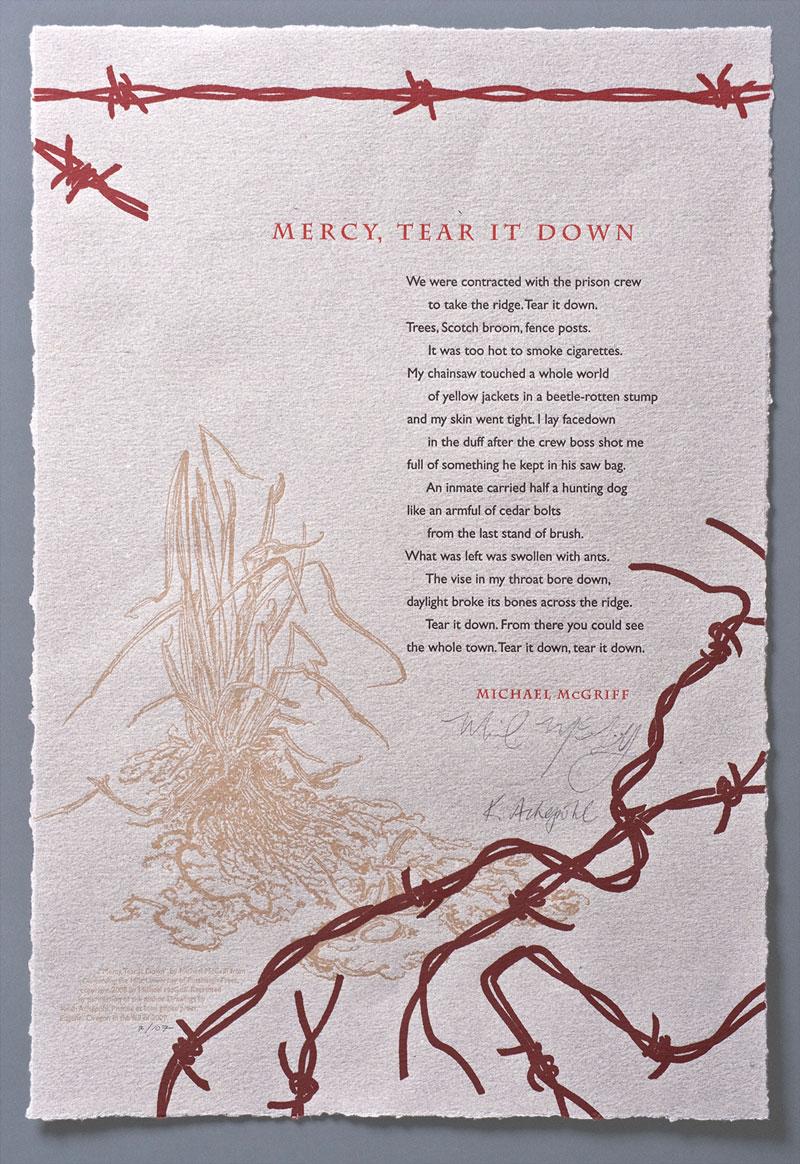 Mercy, Tear it Down