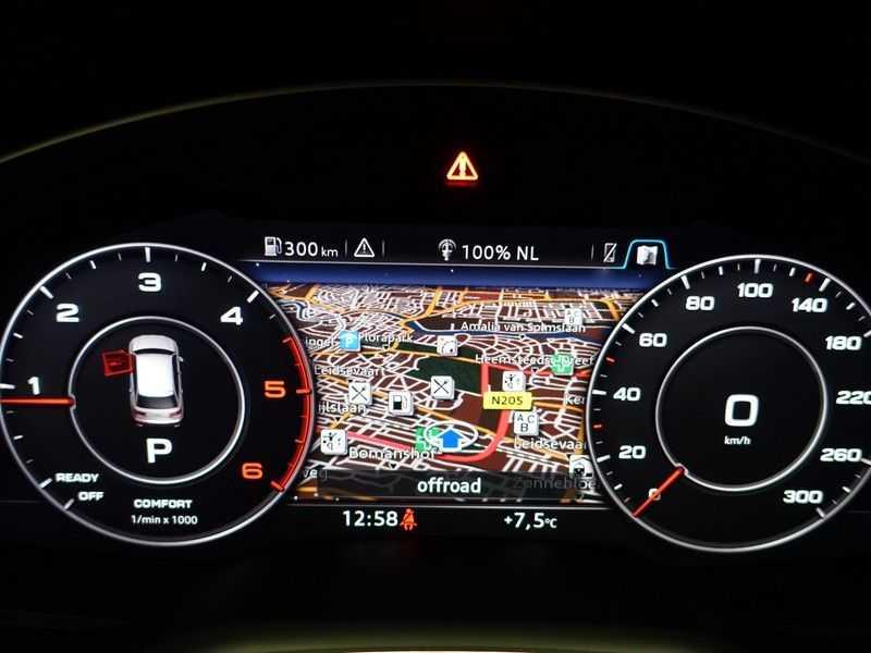 Audi Q7 3.0 TDI (SQ7) 300PK Quattro S-Line 7pers Autom- Pano, Virtual Cockpit, Bose, Head-up, Full! afbeelding 11