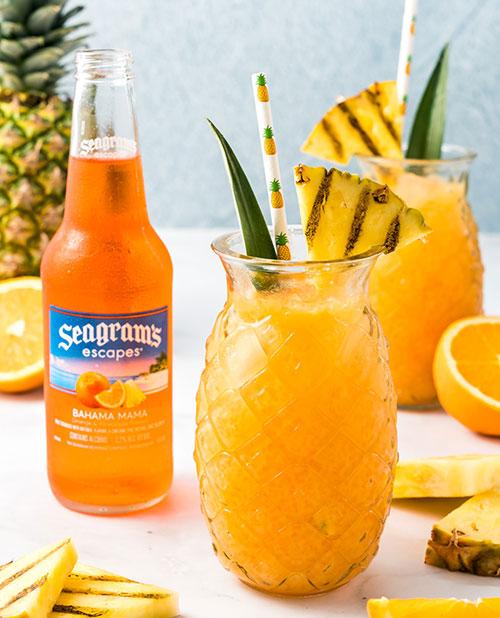 Bahama Mama Boozy Slush Photo